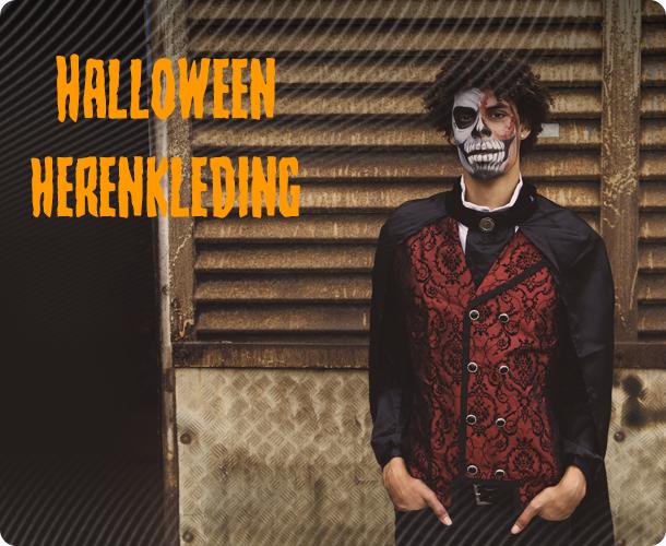 Halloween herenkleding