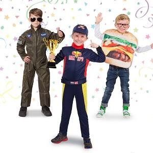 Carnaval kostuums jongens