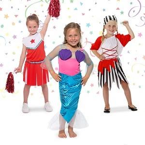Carnaval kostuums meisjes