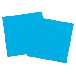 Blauwe Servetten