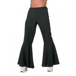 Discobroek Stretch Heren Zwart