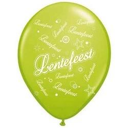 Lentefeest ballonnen