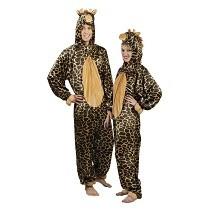 Giraffe Onesie Pluche Volwassenen