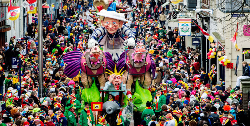 Carnaval optocht