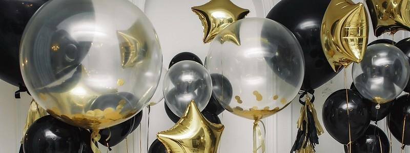 Diverse soorten ballonnen