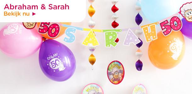 Abraham & Sarah 50 jaar