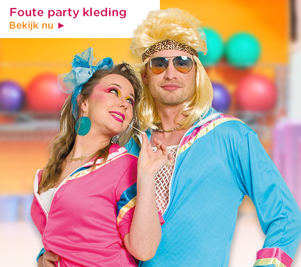 Foute Party Kleding