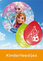 Kinderfeestjes Ballonnen