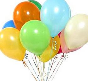 Ballonnen voor elk feest