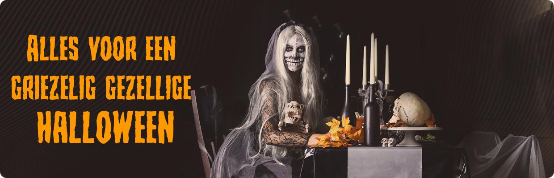 Alles voor Halloween